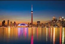 Toronto! / by Lesley Peterson