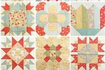 Quilt Blocks. / by Ana Guerra Polanco