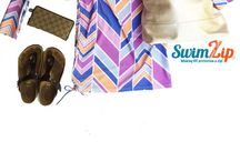 Outfit Of The Day / Find inspiration for all types of days!  Here is how we love to pair our SwimZips