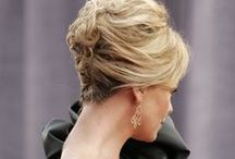 Elaborate Updos / Braided buns, elaborate ponytails, and stunning chignons make up this collection of beautiful updos. / by Good Housekeeping