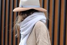 Winter Beauty / Keep the chill out of the air with these cozy styles