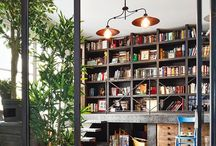 LIBRARY• / Home libraries