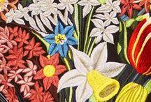 vintage floral / by Rebecca Kerr