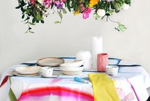 Parties and celebrations / Parties, styling, table settings, decor