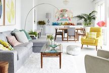 interior style / home decor loveliness  / by Elizabeth Rolf