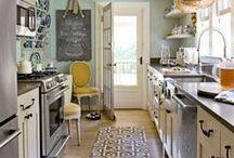 Kitchen inspiration / by ronnie gunn tucker