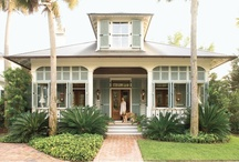 Outside the House / And good exterior paint colors. / by ronnie gunn tucker