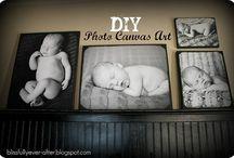 DIY & Craft Ideas / by Veronica Cavazos