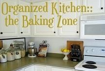 Sweet Kitchen Ideas / Kitchen and food storage inspiration