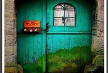 Sweet Doors/Windows