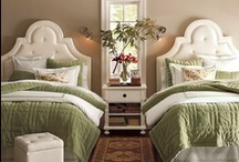 Sweet Guest Room Ideas / guest room