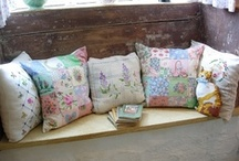 Sweet Benches / Just benches. Outdoor, nooks, kitchen, window side, etc.