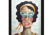My Art on Stuff! / by ronnie gunn tucker
