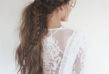 beauty / hair + nails