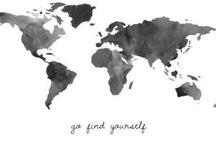 Worthy Travel / Worthy of Travel / by Deemed Worthy