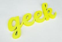 Geekery in general