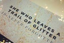 glitter / by Clio Rebillon