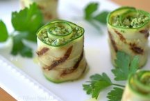 Food - Zucchini Recipes Fresh From the Garden / by Becky Gatch