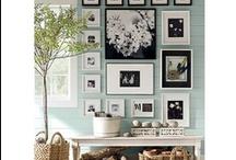 Sweet Mantel/Shelf Decor & Wall Art