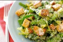 Salads / by Eating Made Easy | Amelia Winslow