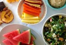 BBQ & picnic food / by Eating Made Easy | Amelia Winslow