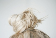 Put Your Hair up Pretty / by Brittain Southwell