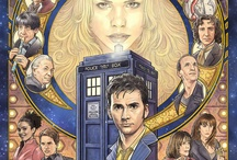 Doctor Who / by Amber Rickertsen