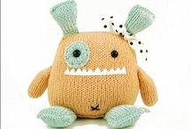 Yarnery Toys / by Karen Pabst