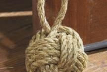 String Crafts / by Julia Hancock