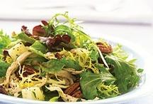 Salads  / by ronnie gunn tucker