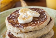 Breakfast Treats (mostly Gf free) / I love the smell of freshly bakes bread... and pancakes! So here's a good place to start gathering all those comforting treats that make your day :)