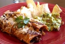 Vegan Recipes / ooh I like the sound of these vegan recipes...