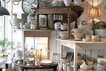 Shop Display Inspiration / by ronnie gunn tucker
