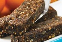 Snacks & Snack Bars / From protein bars to flapjacks, as long as it's healthy, looks gorgeous and gives you energy - you can find it here :)