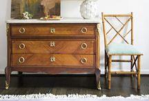 Muebles: históricos