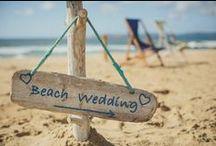 BEACH WEDDINGS / beach weddings!