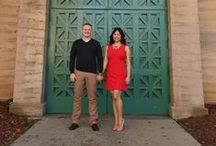 Engagement photos / Styled by Carolyn Yian Photos Kenny Kim Photography