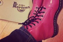 These Boots are Made for Walking / Dr. Martens Forever / by Kat Vogel