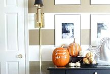 seasonal decorating | interior style