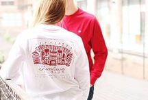 #GoGreek / All the Greek Essentials you need to show off your letters!  / by Country Club Prep