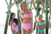 Summer Swimwear / Preppy Summer swimwear just for you! / by Country Club Prep
