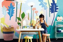⚡️HOME - Colourful Kid Spaces⚡️ / Kids bedroom and play space inspiration for lovers of colour, quirk and fun!