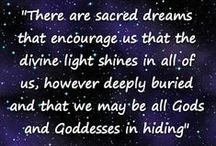 Spiritual Inspiration and Musings / Inspiration to help you on your path