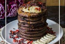 Breakfast Inspo / Oatmeals, Pancakes, French Toast, Waffles, ....