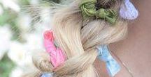 Lieblings - FLECHTZÖPFE - Frisuren / Haarinspirationen und Haarideen zum Thema Zöpfe. Egal ob geflochten, gedreht oder geknotet.