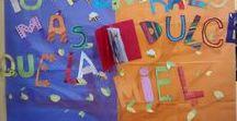 """Exposición de Biblias / Bajo el lema """"Tu palabra es más dulce que la miel."""" La exposición reúne Biblias de diferentes ediciones donde se podrá apreciar las ilustraciones, formato. En un trabajo conjunto con el Departamento de Catequesis."""