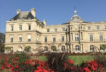 Jardins du Luxembourg  / A sunny walk in Jardin du Luxembourg, located a few steps away from the Hotel!