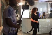 AsSeenOnTV.pro-Andre Walker Hair Products / AsSeenOnTV.pro filming a DRTV Spot for Andre Walker Hair.