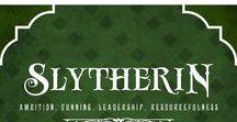 Slytherin/Zwadderich / Slytherin