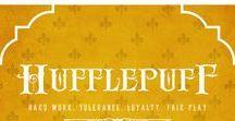 Hufflepuff/Huffelpuf / Hufflepuff